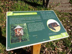 Albi Mouline Biodiversité panneau