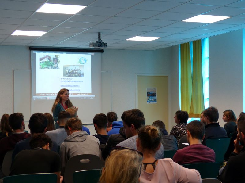 Conférence N Frossard